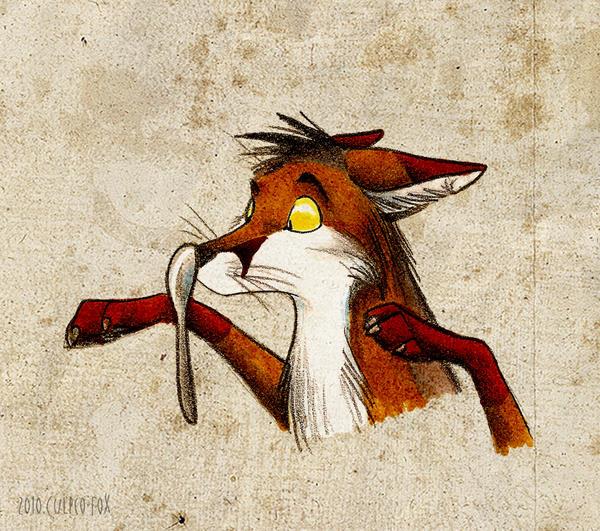 Spoon by Culpeo-Fox