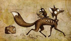 Travellers by Culpeo-Fox