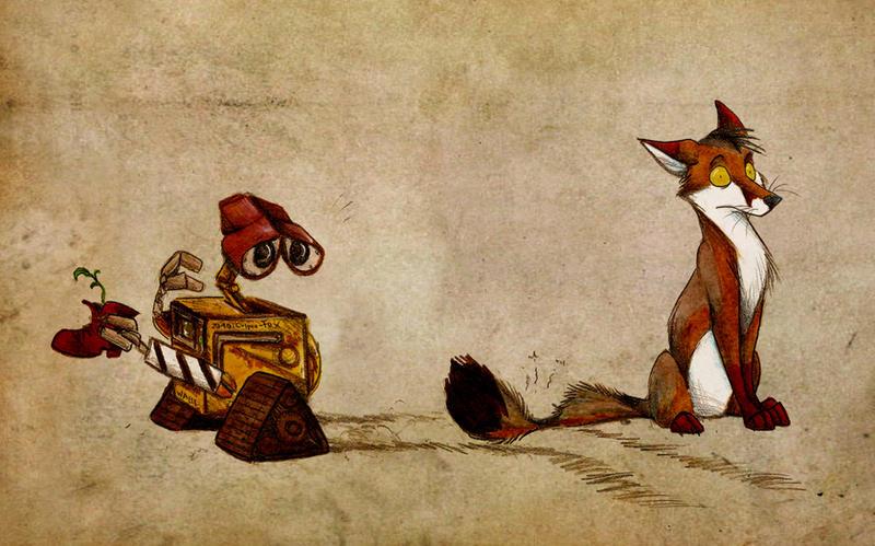 Wall-E by Culpeo-Fox
