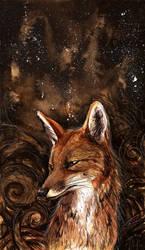 False Fox by Culpeo-Fox
