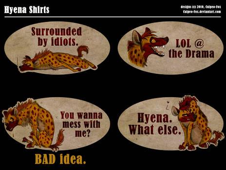 Hyena Shirts