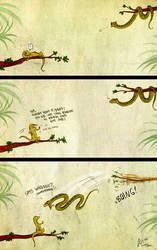 Flying snakes