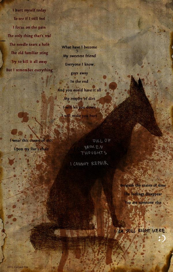 Fine Nine Inch Nails Hurt Mp3 Adornment - Nail Art Design Ideas ...