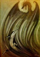 Chasing the Dragon by Culpeo-Fox