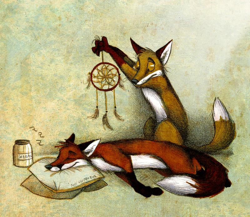 Картинки милые лисы