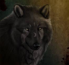 Commission: Lupus by Culpeo-Fox