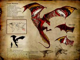 Wyvernus australiensis by Culpeo-Fox