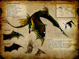 Wyvernus ater by Culpeo-Fox