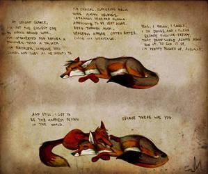 My reason by Culpeo-Fox