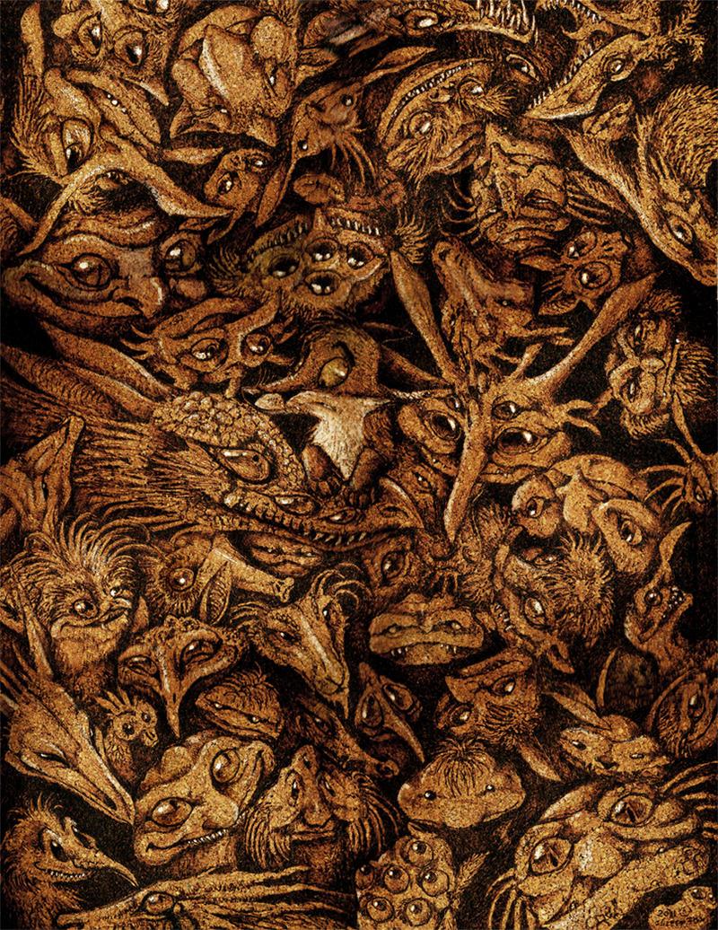 Gobbling Goblins By Culpeo Fox On Deviantart