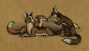 Their precious by Culpeo-Fox