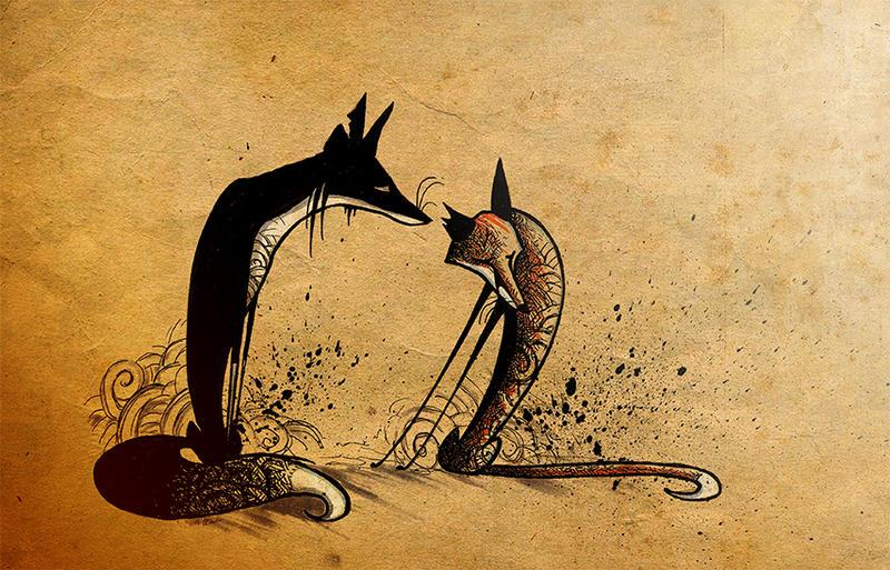 I am Nothing by Culpeo-Fox