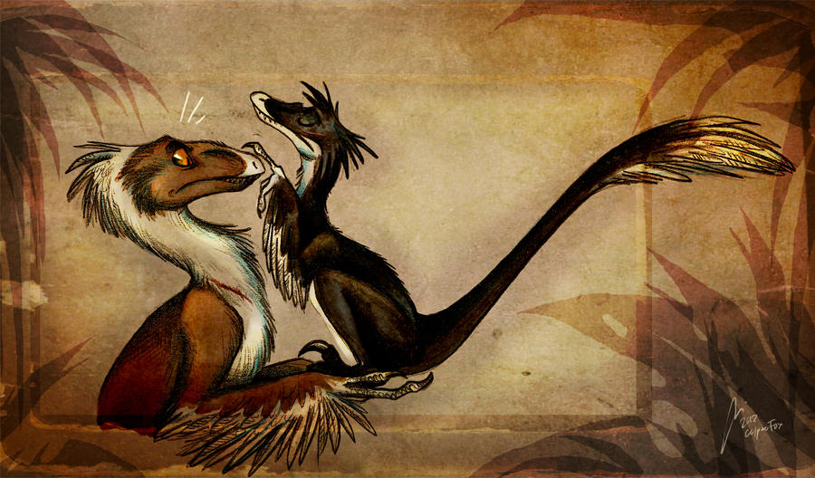 Stop whistling, greybeard! by Culpeo-Fox