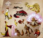 Fox Pokemon