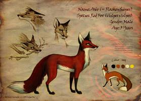 Sheet Aseo by Culpeo-Fox