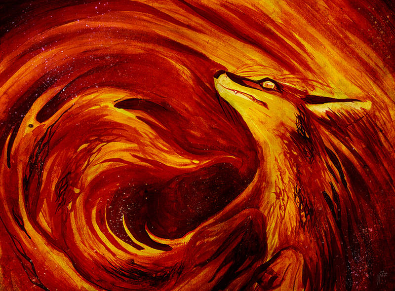 Fires Embrace by Culpeo-Fox