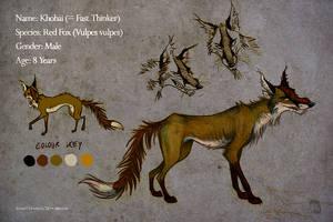 Sheet Khohai by Culpeo-Fox