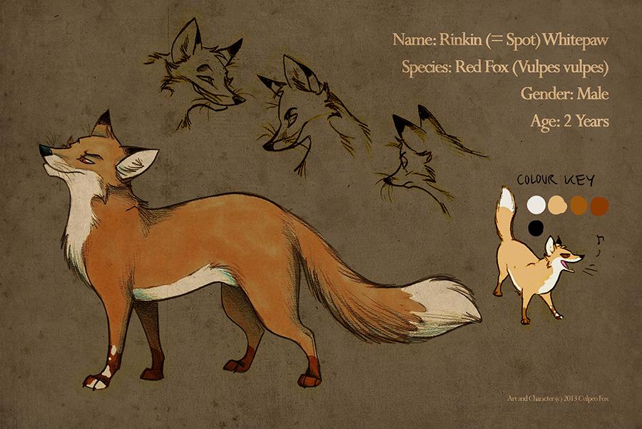 Sheet Rinkin by Culpeo-Fox