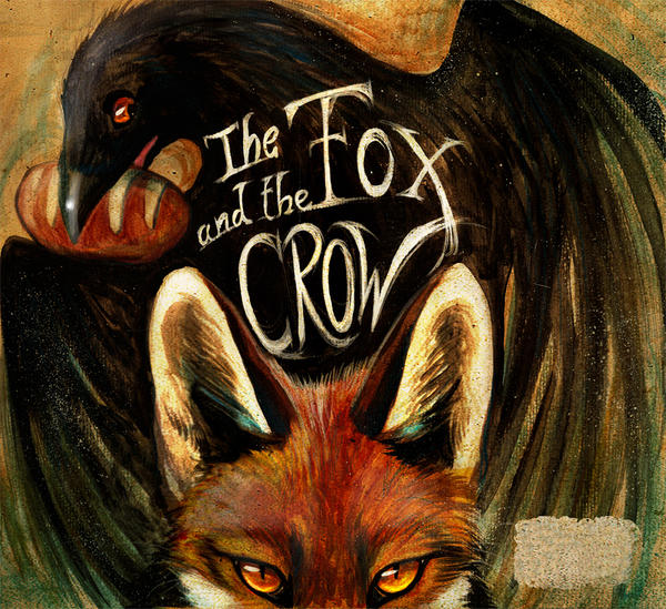 Children's Book The Fox And The Crow