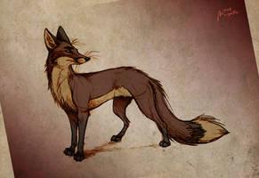 Keno by Culpeo-Fox
