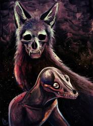 Gesichter by Culpeo-Fox