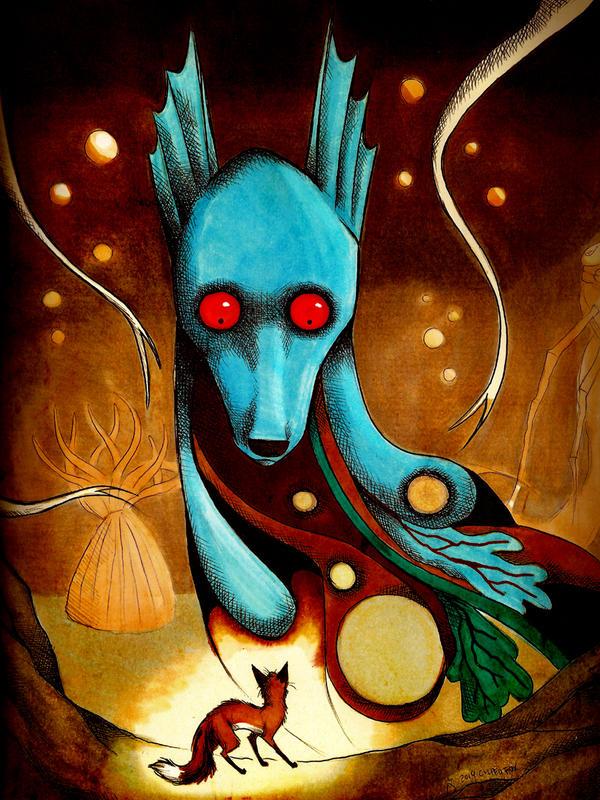 Planete Sauvage by Culpeo-Fox