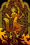 Golden Dancer