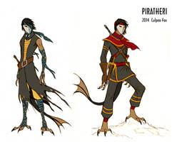 Piratheri by Culpeo-Fox