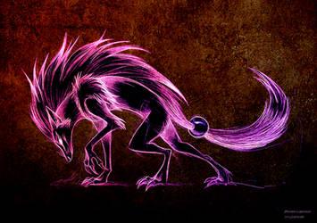 Zoroark by Culpeo-Fox
