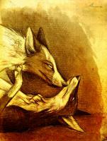 Drachenkuss by Culpeo-Fox