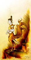 Kinnari by Culpeo-Fox