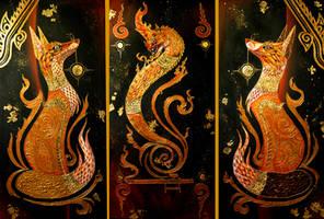Goldrausch by Culpeo-Fox