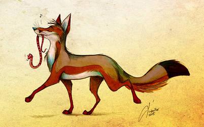 Snake Away by Culpeo-Fox