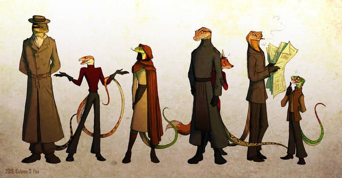 Snake Society