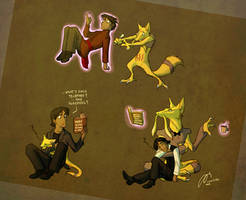 How To Train Your Abra by Culpeo-Fox
