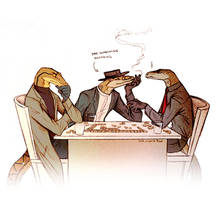 The Good, The Bad And The Mildly Annoyed by Culpeo-Fox