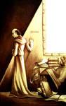 Dom Claude Frollo by Culpeo-Fox