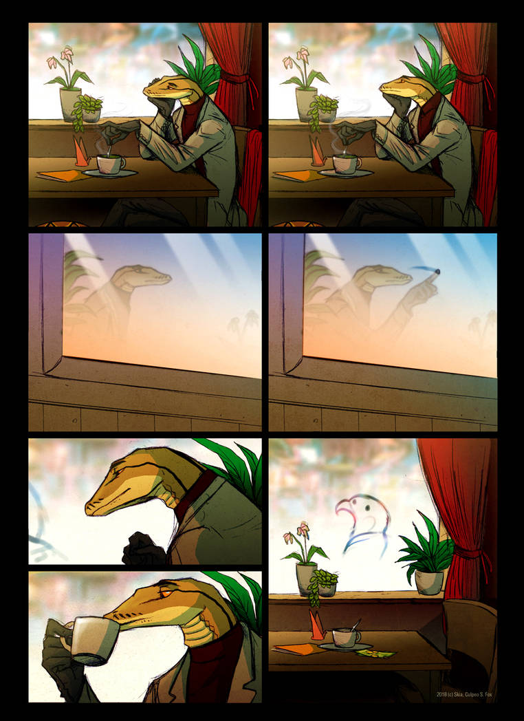 Window by Culpeo-Fox