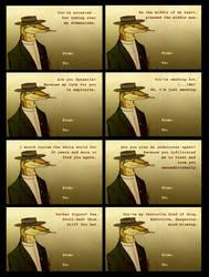 Valentine Cards - Riseos Edition by Culpeo-Fox