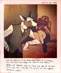 Polaroid by Culpeo-Fox