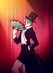 Showgirl by Culpeo-Fox