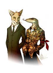 Judgy Boys by Culpeo-Fox