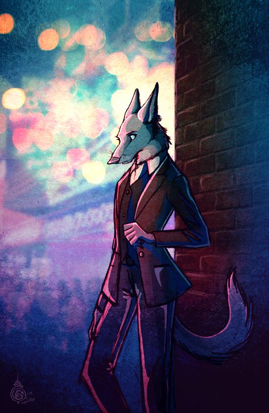 Coyote Urban