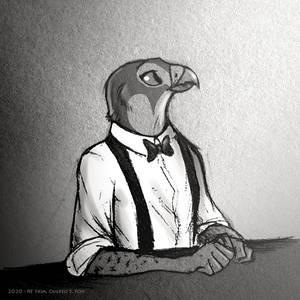 Bowtie Bird