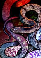 Smooth Slug Snake by Culpeo-Fox