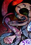 Smooth Slug Snake