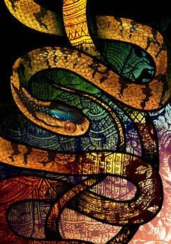 Hampton's Slug Snake