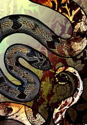 Barron's Kukri Snake