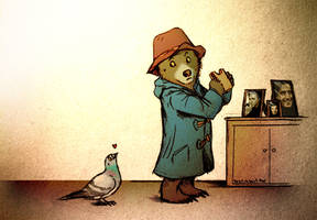 Paddington by Culpeo-Fox