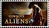 Cowboys and Aliens stamp by WesternSpice